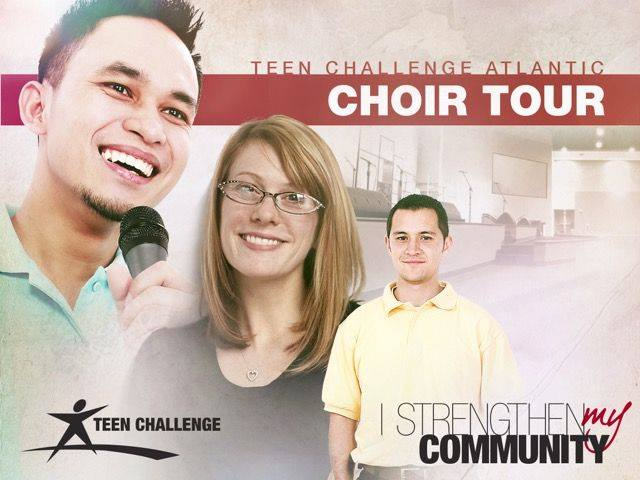 TEEN CHALLENGE ATLANTIC