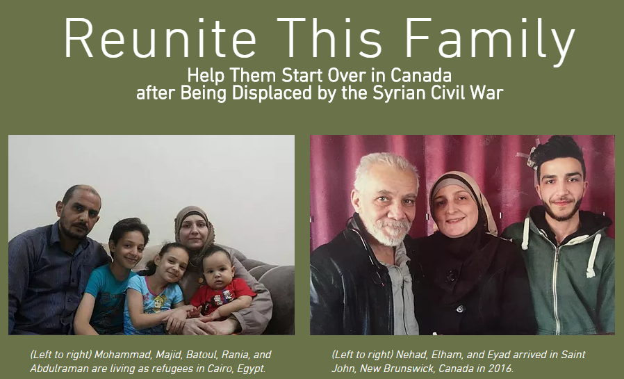 Help Reunite this Family…